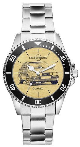Für Ford Escort MK III Fan Armbanduhr 6419