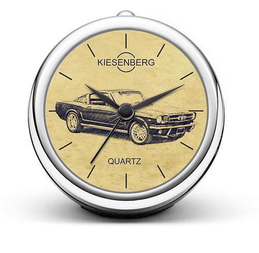 Für Ford Mustang Fastback 1965 Fan Tischuhr T-4929