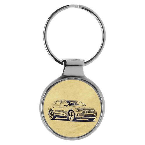 Für Audi e-tron GE Fan Schlüsselanhänger A-5095