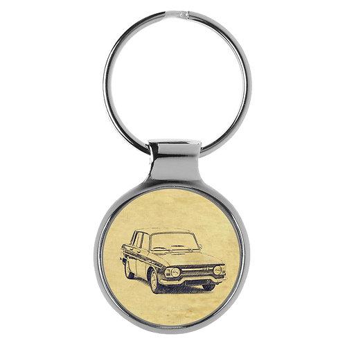 Für Renault 10 Fan Schlüsselanhänger A-4195