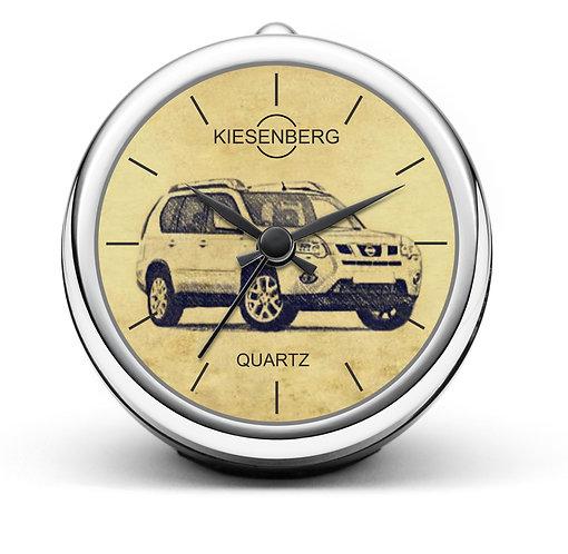 Für Nissan X-Trail II Modellpflege Fan Tischuhr T-5703