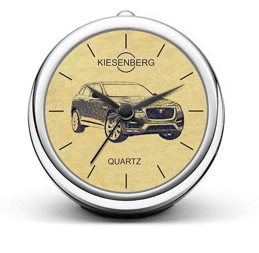 Für Jaguar F-Pace Fan Tischuhr T-4082