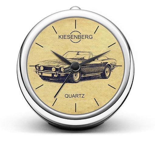 Für Aston Martin V8 Volante Fan Tischuhr T-4038