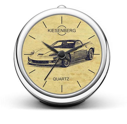 Für Corvette Fan Tischuhr T-20737