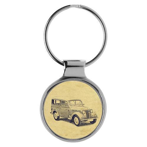 Für Renault Break Dauphinoise Fan Schlüsselanhänger A-4203