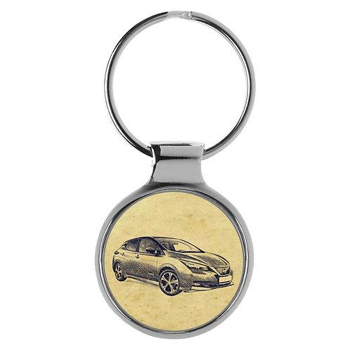 Für Nissan Leaf II Fan Schlüsselanhänger A-4811