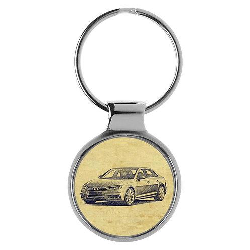 Für Audi A4 Fan Schlüsselanhänger A-20681