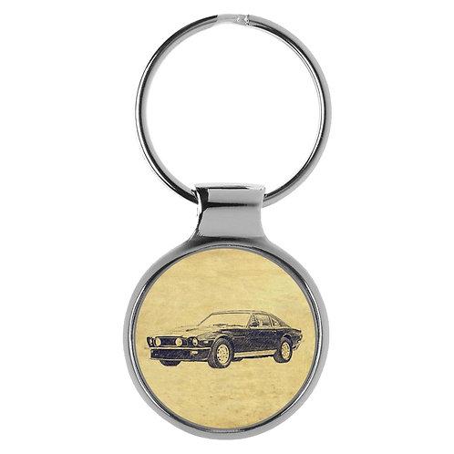 Für Aston Martin V8 Fan Schlüsselanhänger A-4036