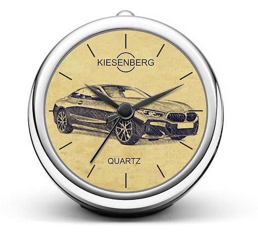 Für BMW 8er G15 Coupe Fan Tischuhr T-4617