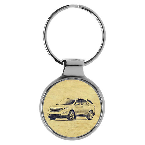 Für Chevrolet Equinox Fan Schlüsselanhänger A-20692