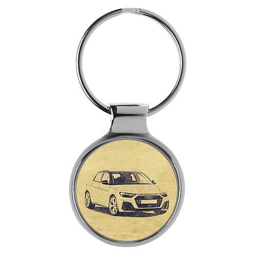 Für Audi A1 GB Fan Schlüsselanhänger A-5083
