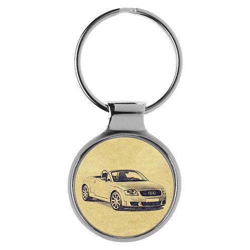 Für Audi TT 8N Roadster Fan Schlüsselanhänger A-5131