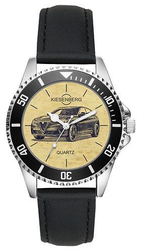 Für Alfa Romeo Stelvio Fan Armbanduhr L-20340