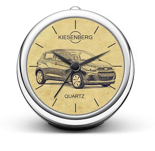 Für Chevrolet Spark Modellpflege 2017 Fan Tischuhr T-4707