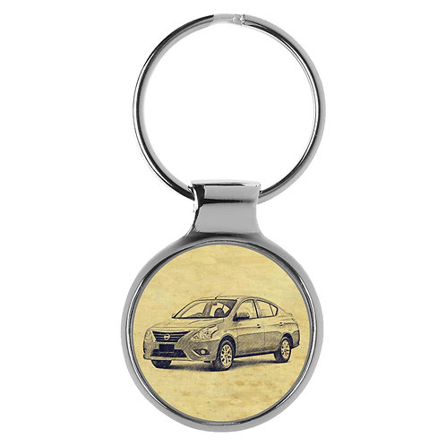 Für Nissan Sylphy Fan Schlüsselanhänger A-20696
