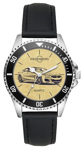 Für BMW 8er G16 Coupe Fan Armbanduhr L-4618