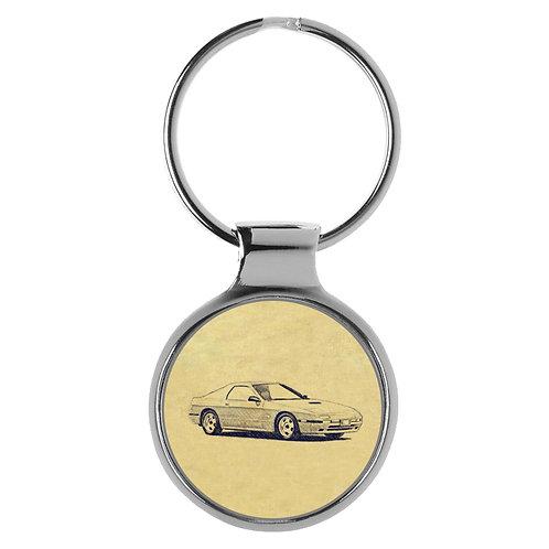 Für Mazda Rx 7 Fan Schlüsselanhänger A-4068