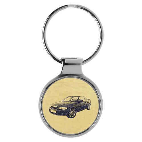 Für BMW E46 Cabrio Fan Schlüsselanhänger A-4059