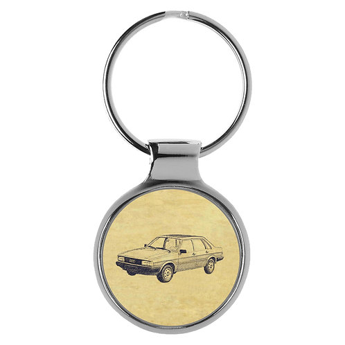 Für Audi 80 Fan Schlüsselanhänger A-4045