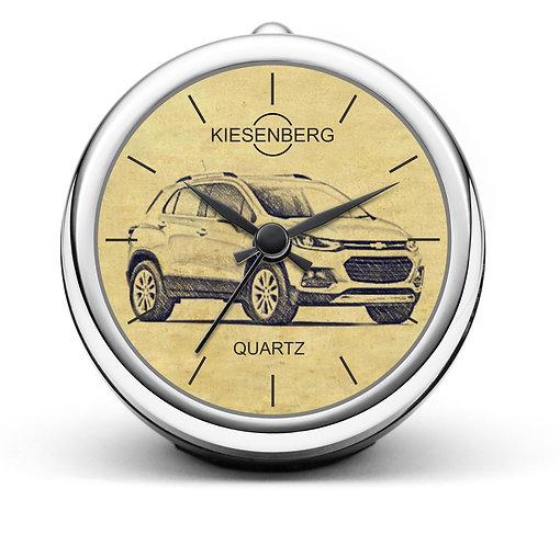 Für Chevrolet Trax Modellpflege Fan Tischuhr T-4700