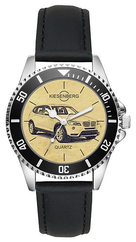 Für BMW X3 F25 Fan Armbanduhr L-4626