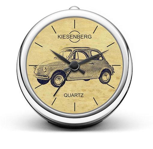 Für FIAT 500 Fan Tischuhr T-20366