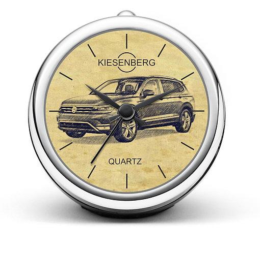 Für VW Tiguan Fan Tischuhr T-20384