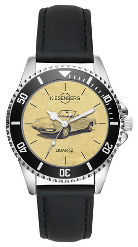 Für Alfa Romeo Spider Fan Armbanduhr L-4024