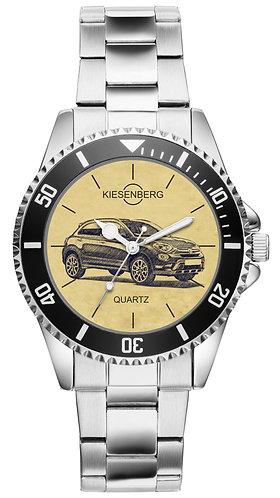 Für FIAT 500X seit 2018 Fan Armbanduhr 4284