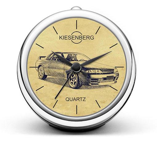 Für Nissan Skyline GT-R R32 Fan Tischuhr T-5323