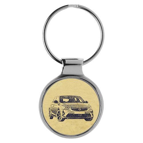 Für Opel Corsa F Fan Schlüsselanhänger A-4643