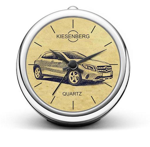 Für Mercedes Benz GLA Modellpflege Fan Tischuhr T-4718
