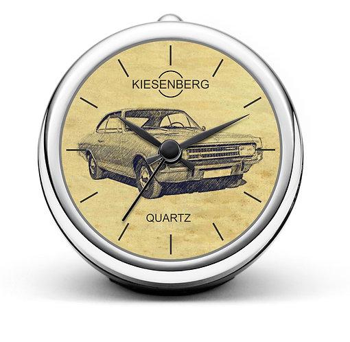 Für Opel Rekord C Coupe Fan Tischuhr T-20744