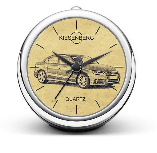 Für Audi A3 8V Limousine Sport Fan Tischuhr T-5091