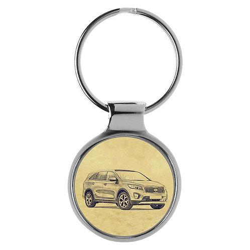 Für Kia Sorento UM Fan Schlüsselanhänger A-5164