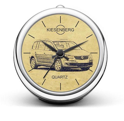 Für VW Touran Modellpflege Fan Tischuhr T-5030