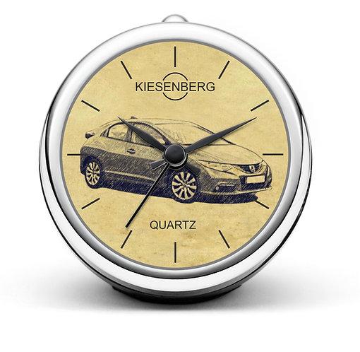 Für Honda Civic ab 2012 Fan Tischuhr T-5294