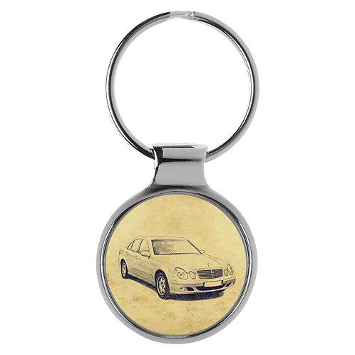 Für Mercedes W211 E Klasse Fan Schlüsselanhänger A-5476