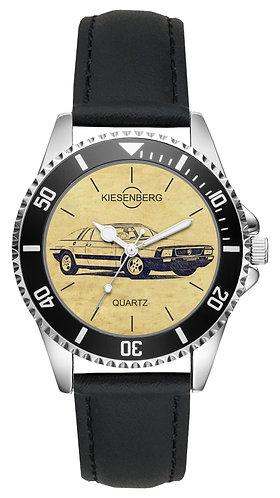 Für Lancia Montecarlo Fan Armbanduhr L-6393