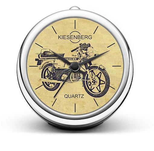 Für Kreidler Florett Motorrad Fan Tischuhr T-20451