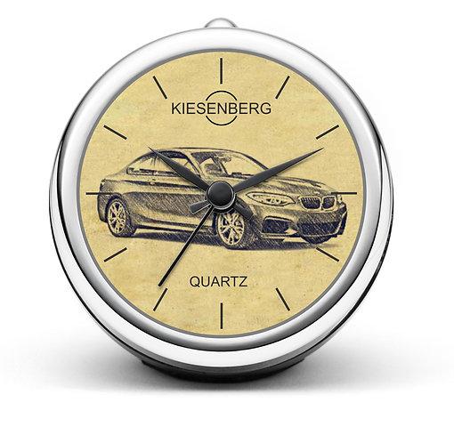 Für BMW 2er Coupe F22 Fan Tischuhr T-4637