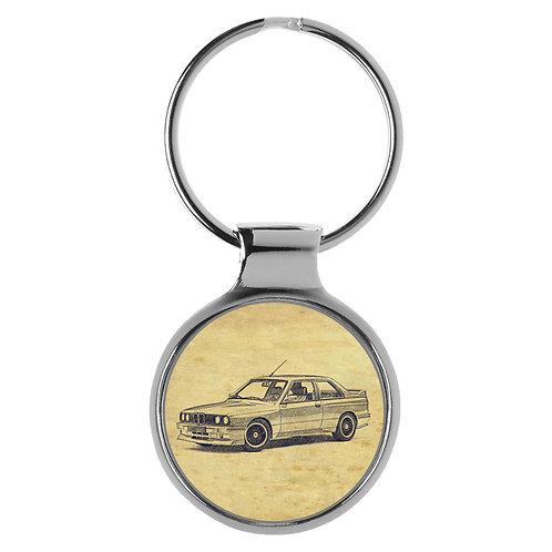Für BMW E30 Fan Schlüsselanhänger A-20365