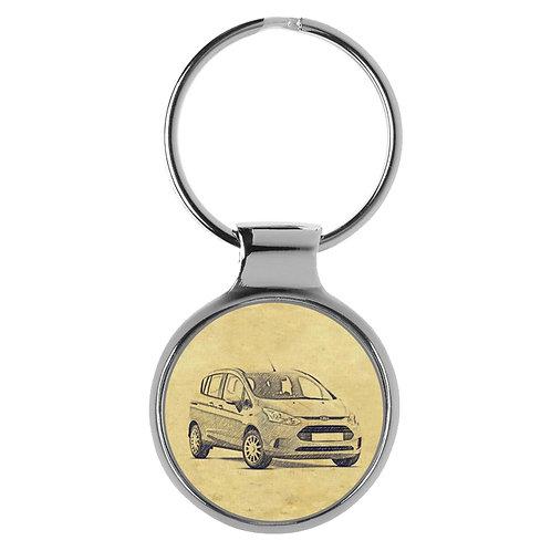 Für Ford B-Max Fan Schlüsselanhänger A-4976