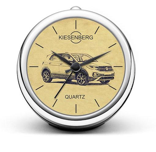 Für VW T-Cross Fan Tischuhr T-4096