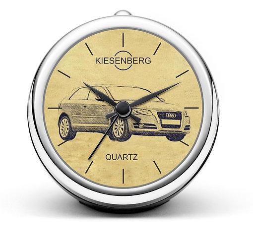 Für Audi A3 8P Modellpflege 3 Fan Tischuhr T-5103