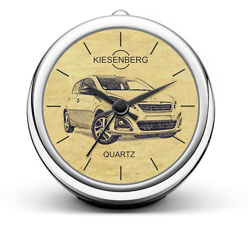 Für Peugeot 108 Fan Tischuhr T-4320