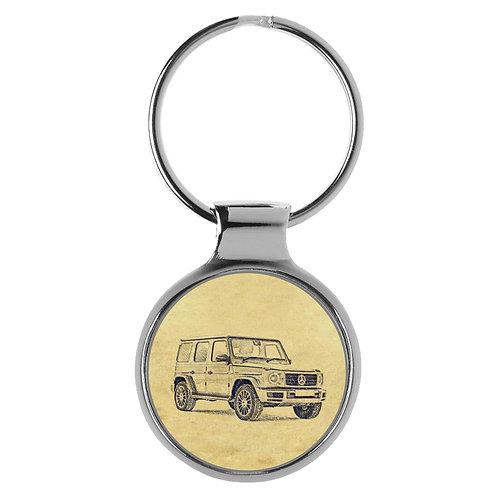 Für Mercedes Benz G Klasse W463 ab 2018 Fan Schlüsselanhänger A-5384