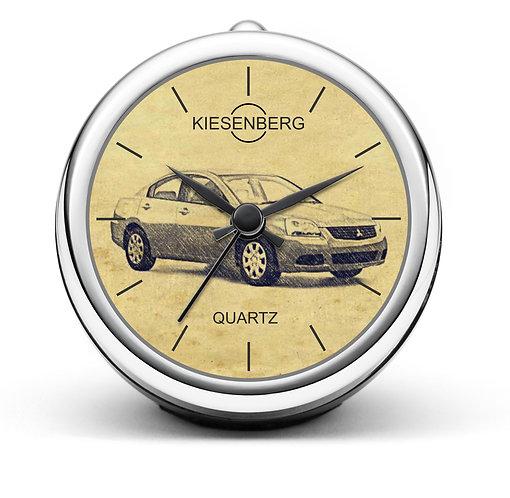 Für Mitsubishi Galant IX Modellpflege Fan Tischuhr T-4884
