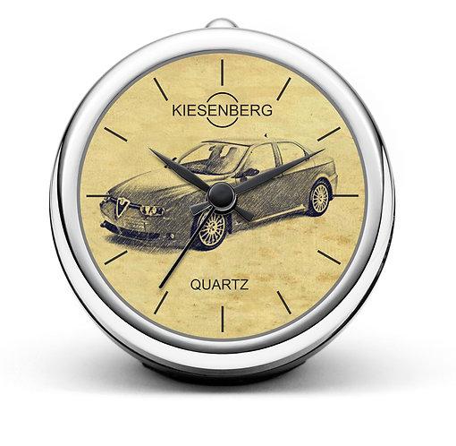Für Alfa Romeo 156 Fan Tischuhr T-20743