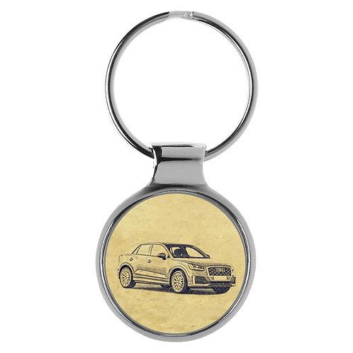 Für Audi Q2 Fan Schlüsselanhänger A-5079